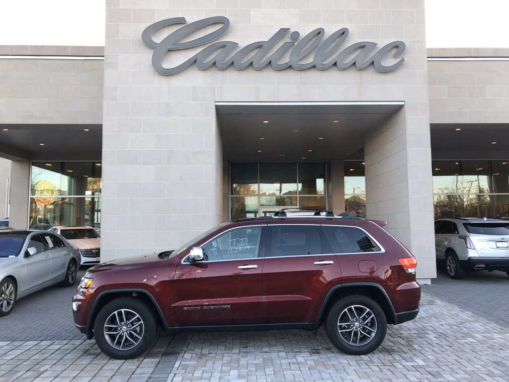 Jeep Dealership Charleston Sc >> Pre Owned 2017 Jeep Grand Cherokee Limited With Navigation