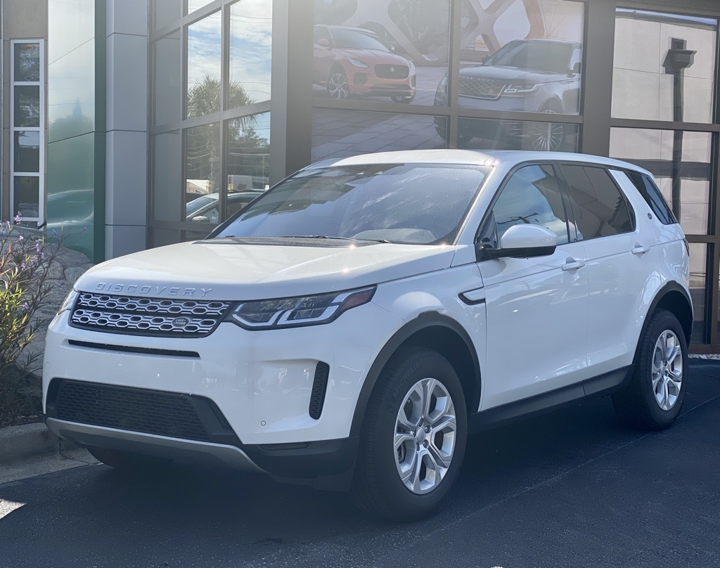 New 2020 Discovery Sport