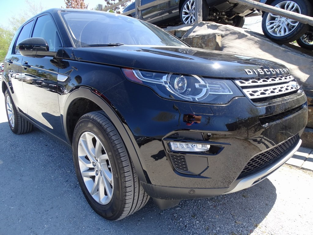 Certified Pre-Owned 2019 Discovery Sport HSE 4WD