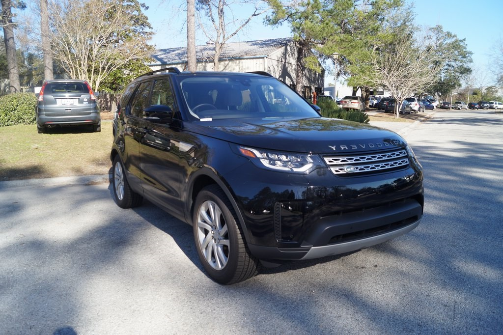 Retired Courtesy Loaner 2018 Discovery HSE