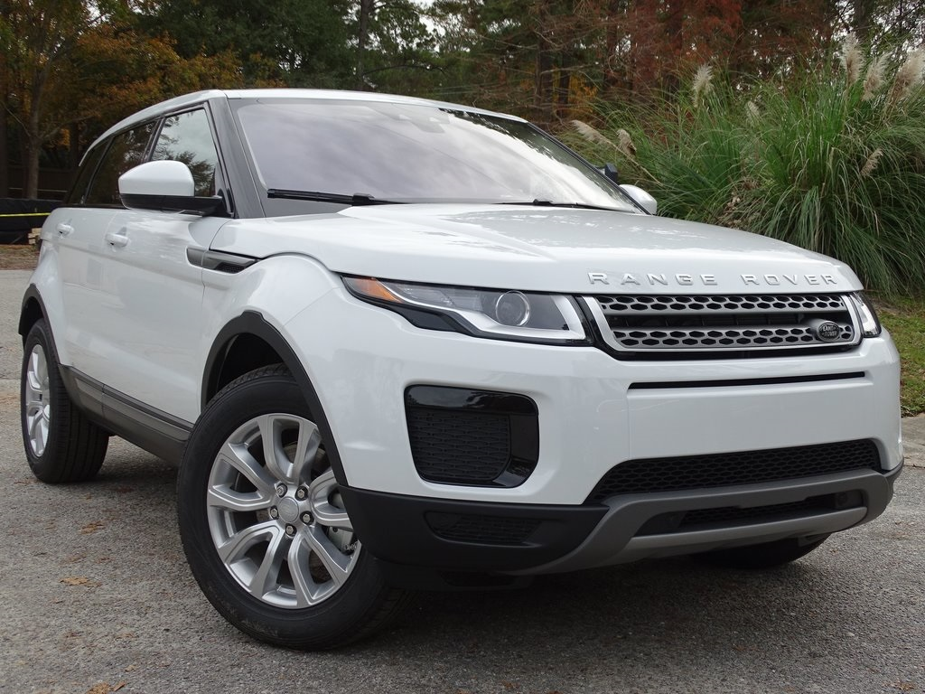 New 2019 Range Rover Evoque 4WD