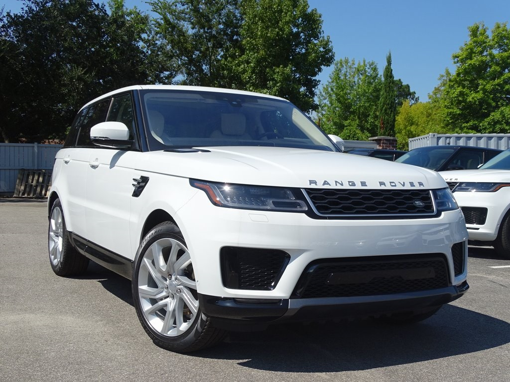 Pre-Owned 2018 Land Rover Range Rover Sport HSE Td6