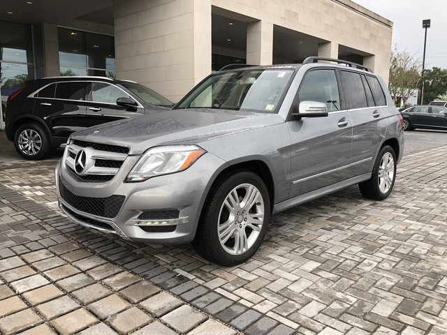 Pre Owned 2014 Mercedes Benz GLK GLK 350
