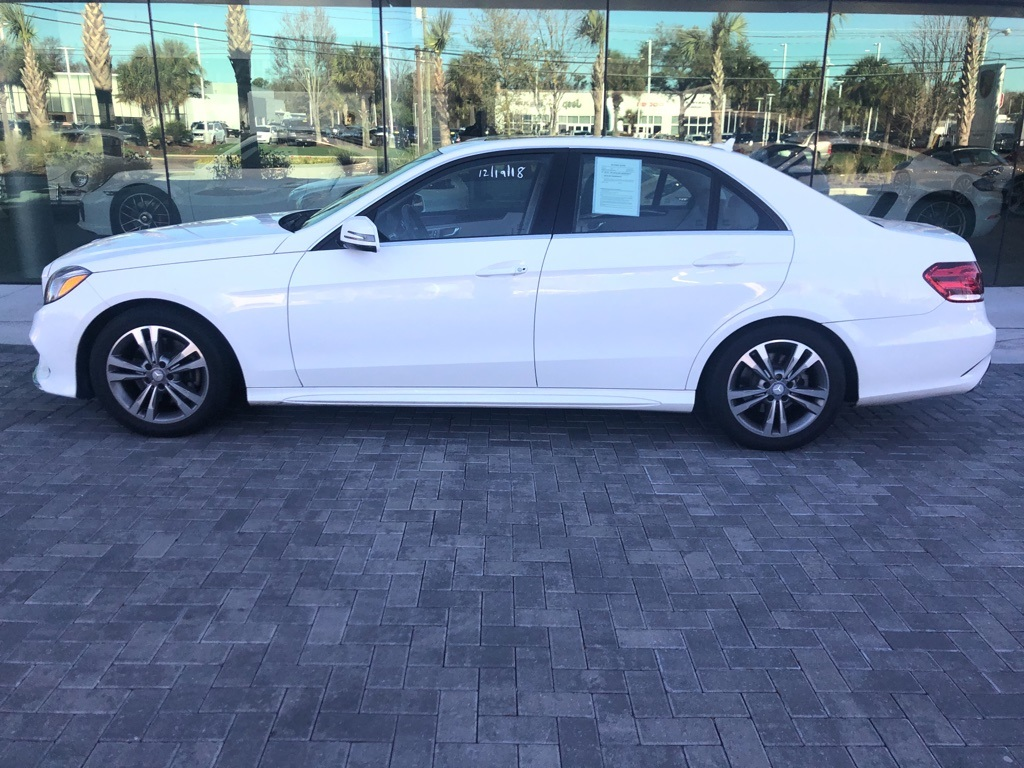 Pre-Owned 2014 Mercedes-Benz E-Class E 250