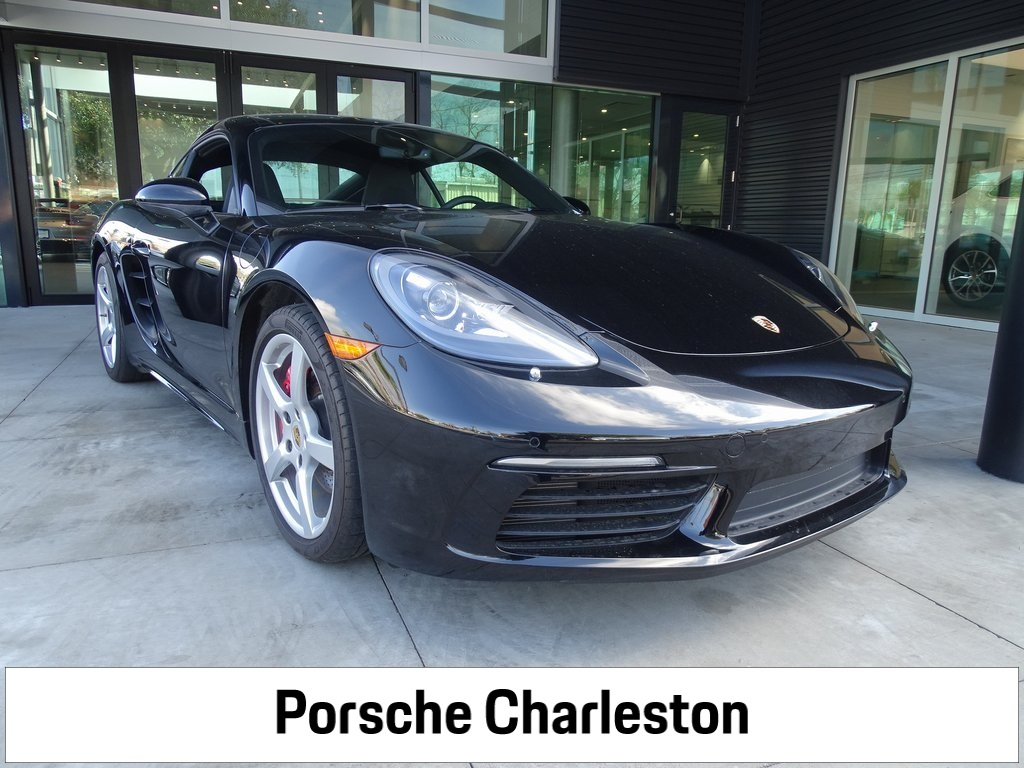 used 2017 porsche 718 cayman s for sale charleston sc | #13121a