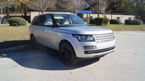 Certified Pre-Owned 2014 Land Rover Range Rover 3.0L V6 Supercharged HSE