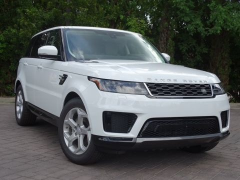 New 2018 Land Rover Range Rover Sport HSE Td6